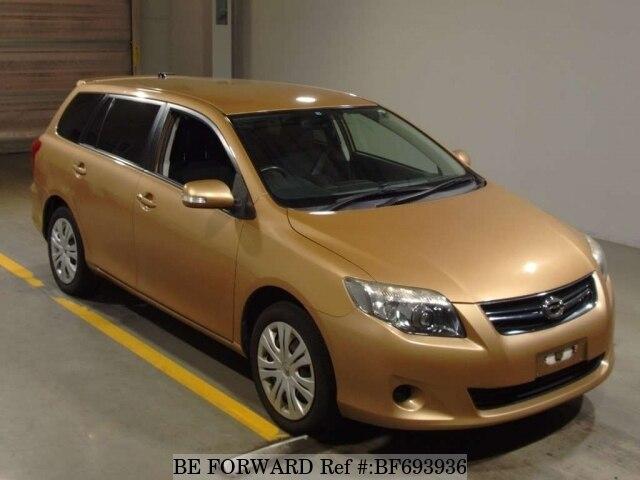 TOYOTA / Corolla Fielder (DBA-ZRE142G)