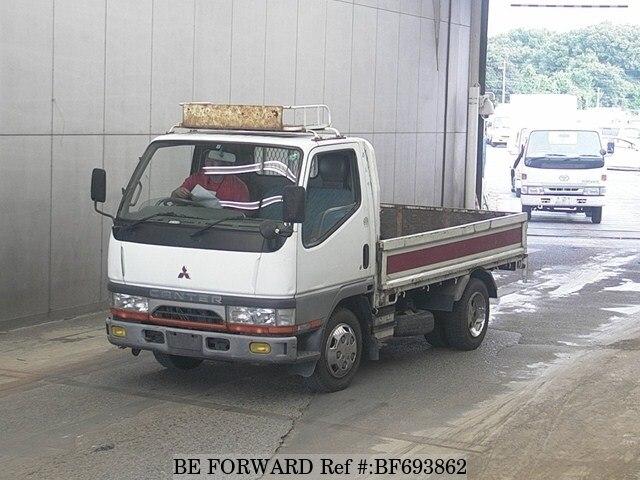 MITSUBISHI / Canter (U-FE507B)