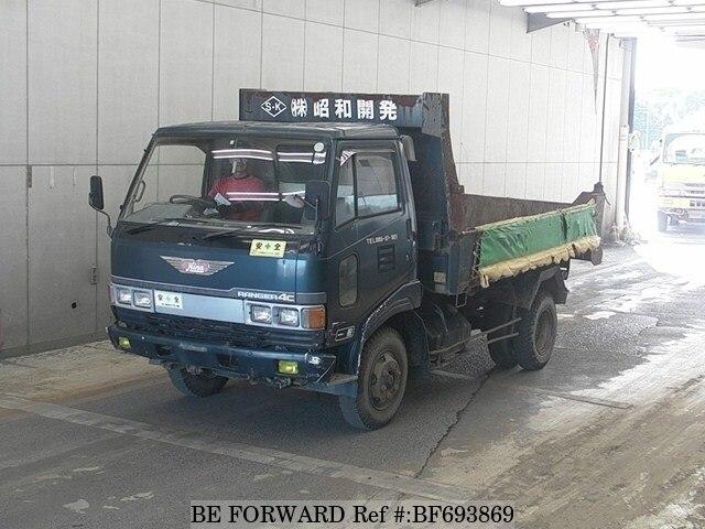 HINO / Ranger (P-FC170AD)