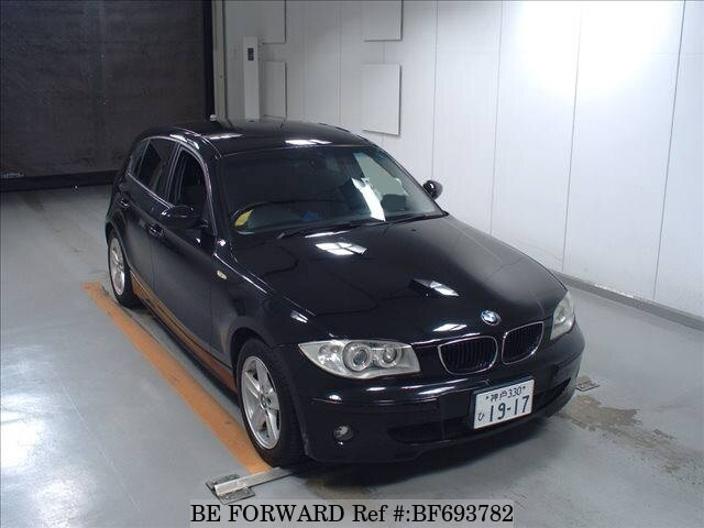 BMW / 1 Series (GH-UF20)