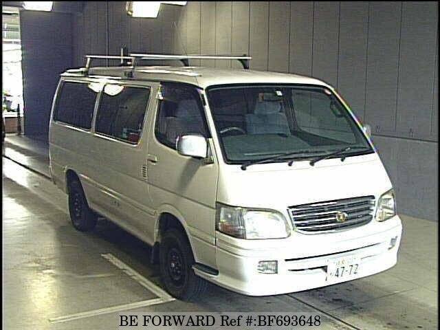 TOYOTA / Hiace Wagon (KH-KZH116G)