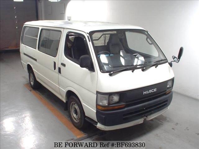 TOYOTA / Hiace Van (T-RZH112V)