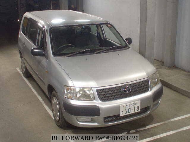 TOYOTA / Succeed Wagon (CBA-NCP58G)