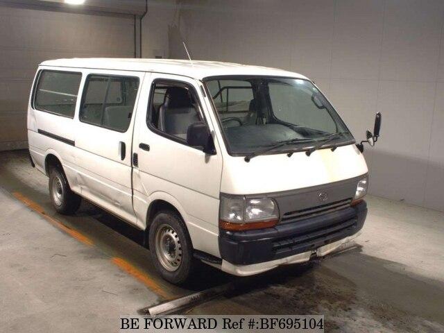 TOYOTA / Hiace Van (KC-LH113V)