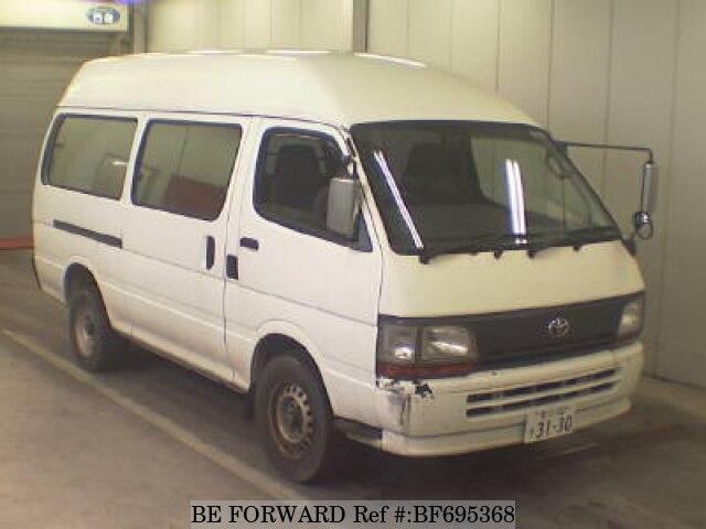TOYOTA / Hiace Van (KC-LH113K)