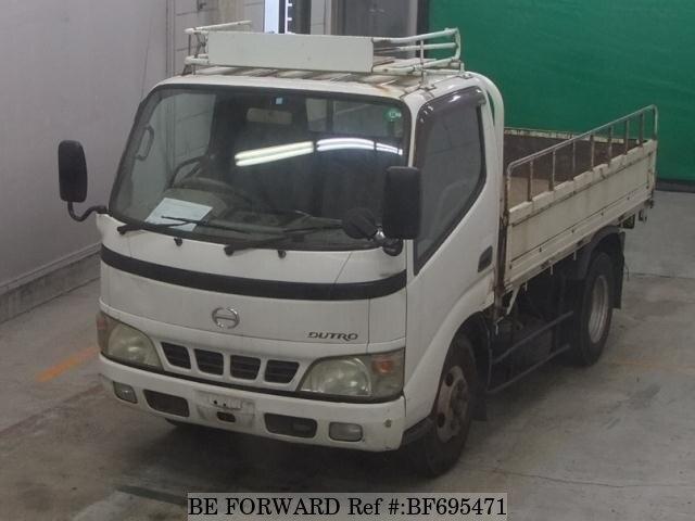 HINO / Dutro (KK-XZU301M)