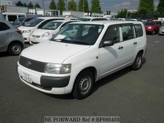 TOYOTA / Probox Van (CBE-NCP51V)