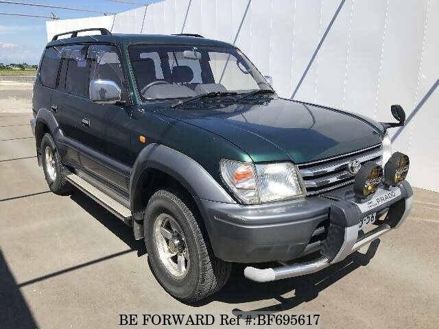 TOYOTA / Land Cruiser Prado (E-VZJ95W)
