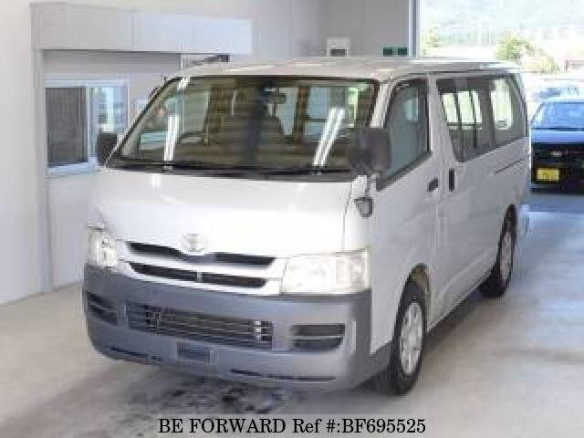 TOYOTA / Regiusace Van (ADF-KDH201V)