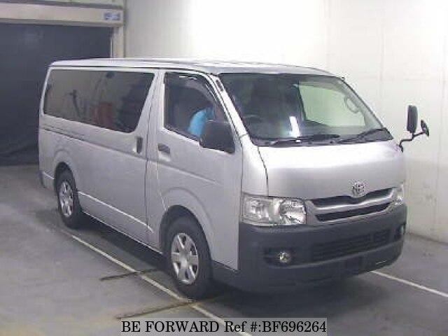TOYOTA / Hiace Van (ADF-KDH201V)
