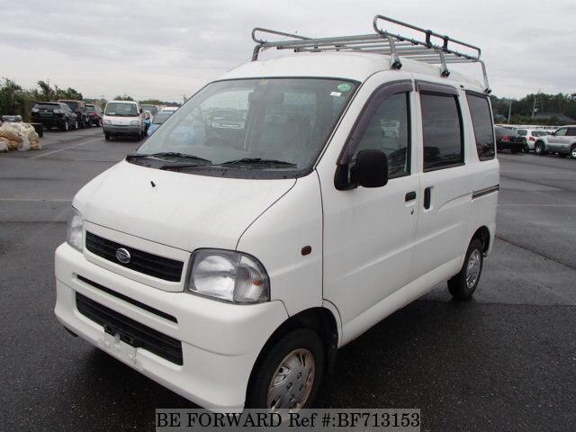 DAIHATSU / Hijet Cargo (TE-S200V)