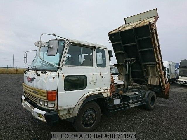 HINO / Ranger (P-FD171BD)