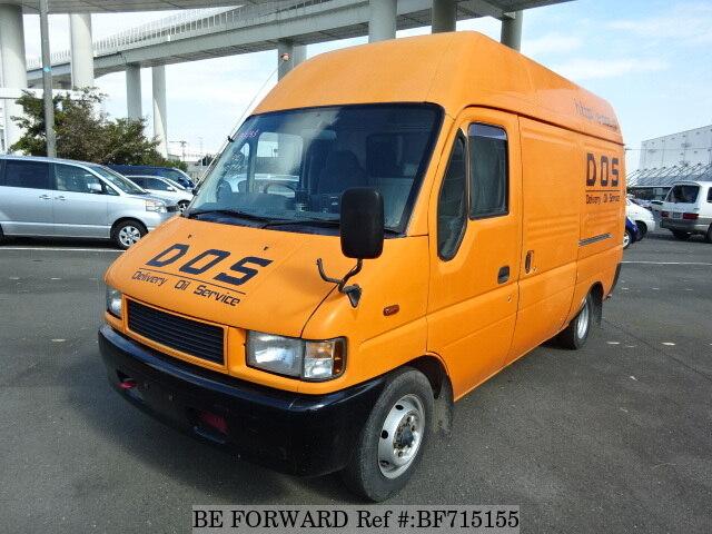 ISUZU / Elf Van (KC-VHR69K)