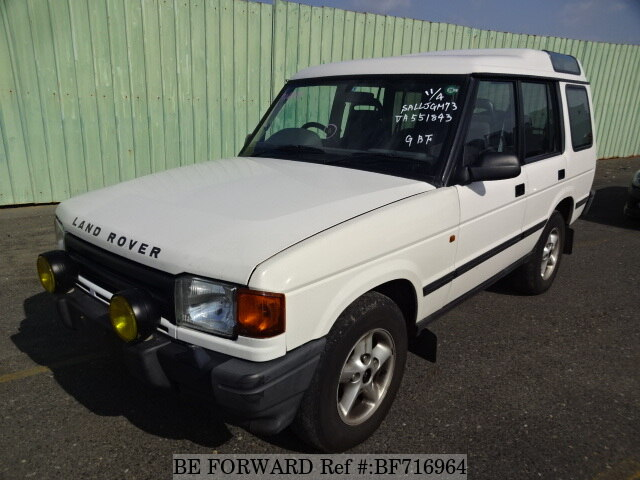 LAND ROVER / Discovery (KD-LJL)
