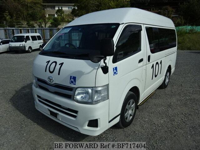 TOYOTA / Hiace Van (CBF-TRH200K)