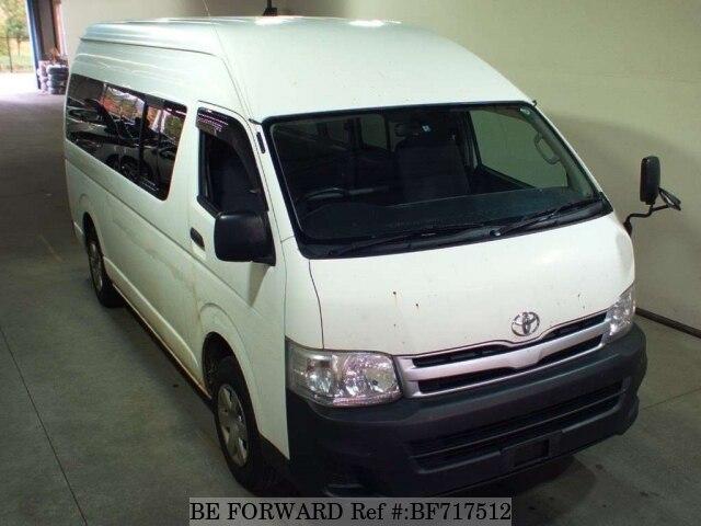 TOYOTA / Hiace Van (CBF-TRH226K)