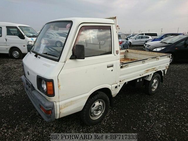 SUBARU / Sambar Truck (M-KT6)