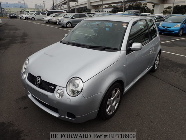 VOLKSWAGEN / Lupo (GH-6EAVY)