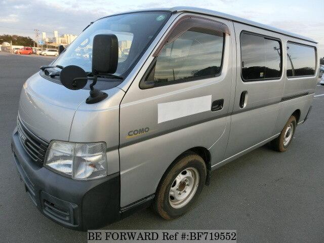 ISUZU / Como Wagon (TA-JQGE25)