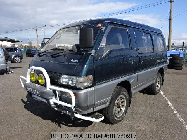 MITSUBISHI / Delica Starwagon (Q-P35W)