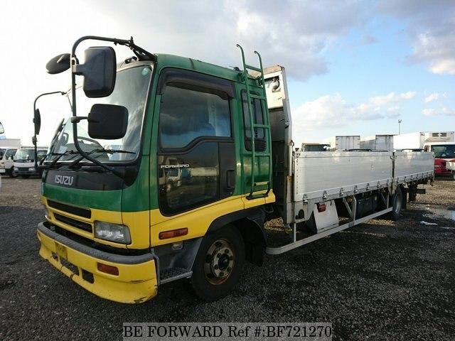 ISUZU / Forward (PB-FRD35P3)