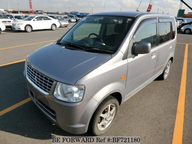 MITSUBISHI / eK Wagon (DBA-H82W)