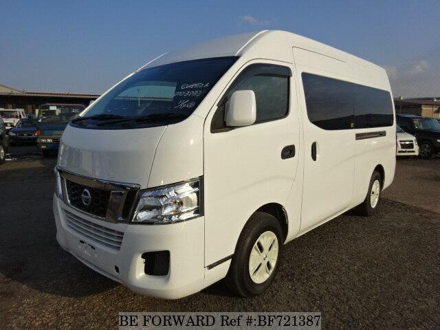NISSAN / Caravan Van (LDF-CW8E26)