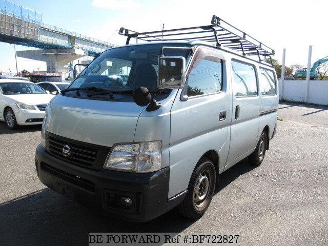 NISSAN / Caravan Van (KG-VWME25)
