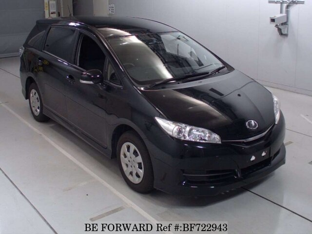 TOYOTA / Wish (DBA-ZGE25G)