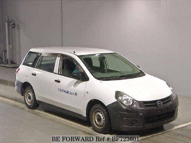 MAZDA / Familia Van (DBF-BVY12)