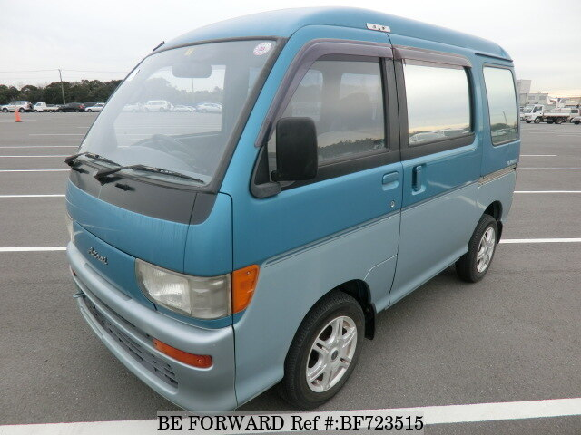 DAIHATSU / Atrai (V-S130V)
