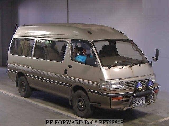 TOYOTA / Hiace Wagon (Y-KZH126G)