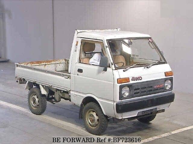 DAIHATSU / Hijet Truck (M-S66)