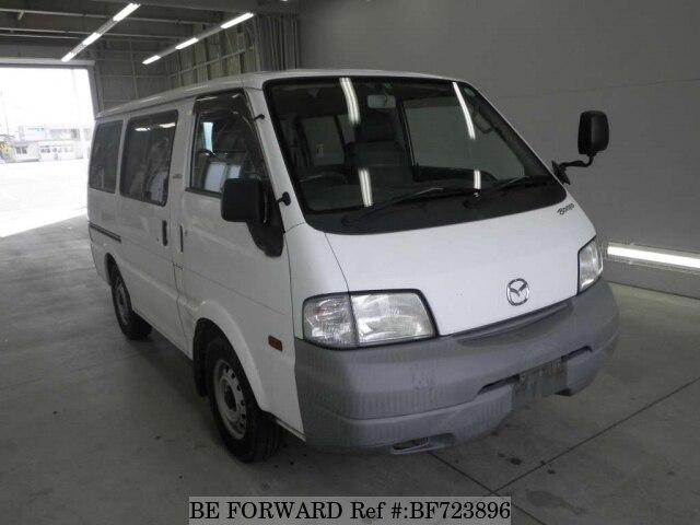 MAZDA / Bongo Van (KR-SKF2M)