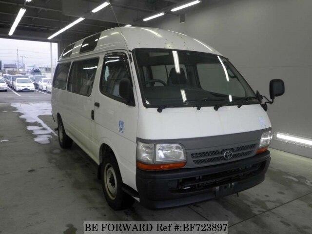 TOYOTA / Regiusace Commuter (KG-LH186B)