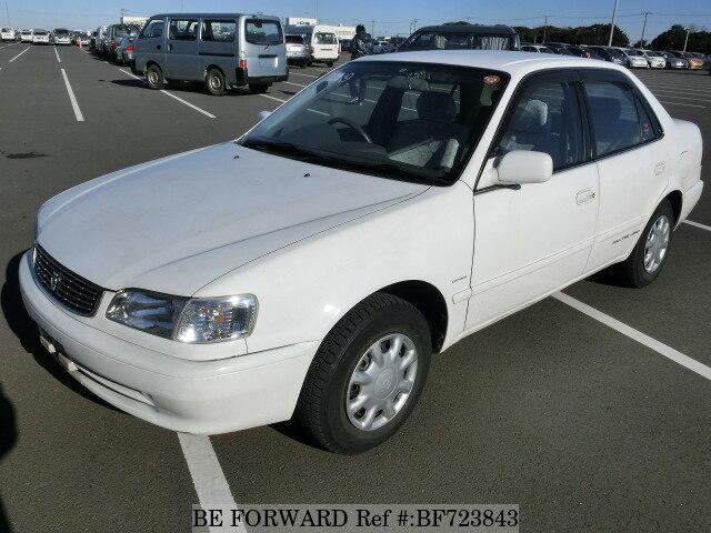 TOYOTA / Corolla Sedan (E-AE114)