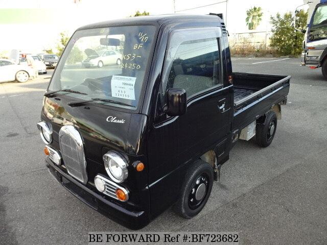 SUBARU / Sambar Truck (V-KS3)