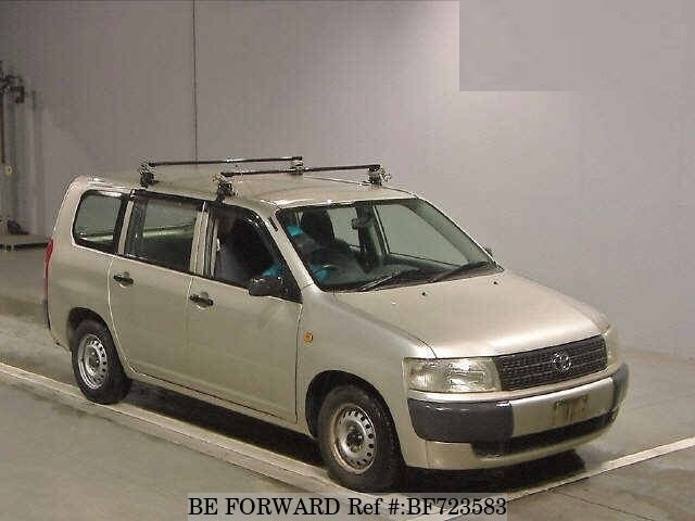 TOYOTA / Probox Van (UB-NCP50V)