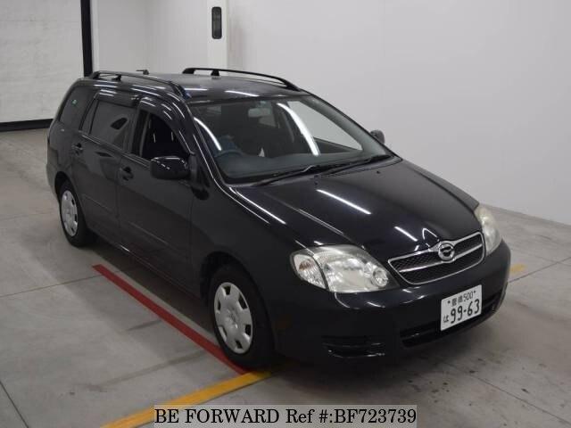 TOYOTA / Corolla Fielder (UA-NZE121G)