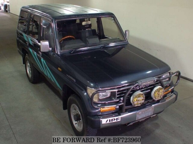 TOYOTA / Land Cruiser Prado (Q-LJ78G)