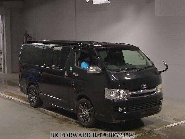 TOYOTA / Hiace Van (KR-KDH200V)