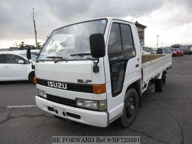 ISUZU / Elf Truck (U-NKR55EA)