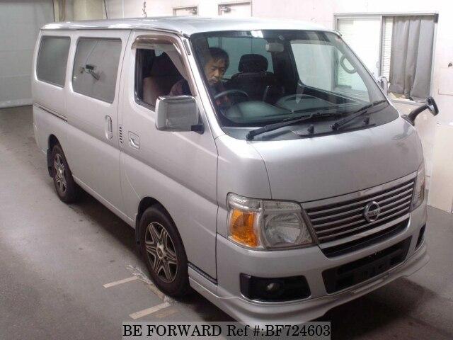 NISSAN / Caravan Coach (CBA-SE25)