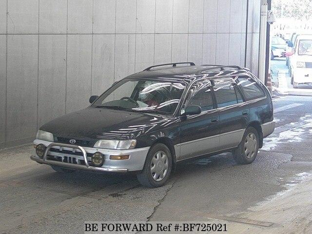 TOYOTA / Corolla Touring Wagon (E-AE104G)