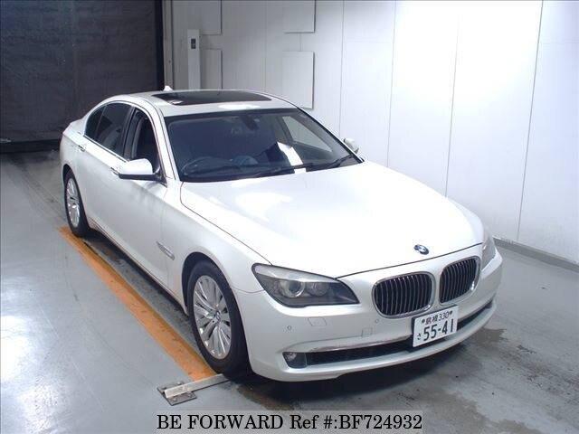 BMW / 7 Series (ABA-KA44)