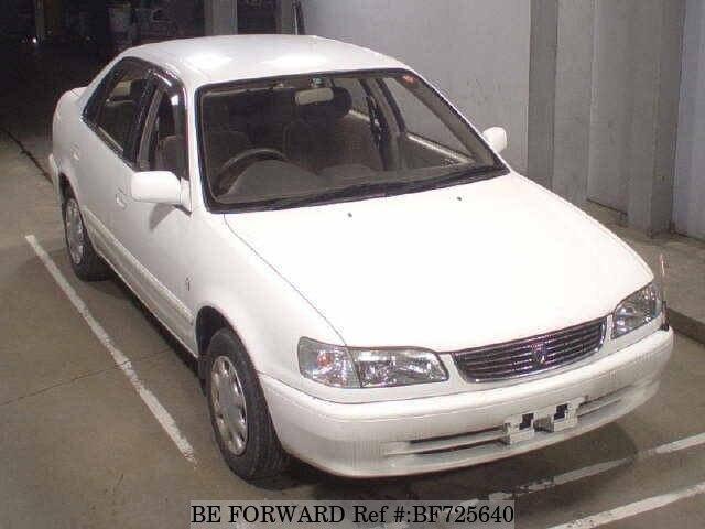TOYOTA / Corolla Sedan (GF-AE110)