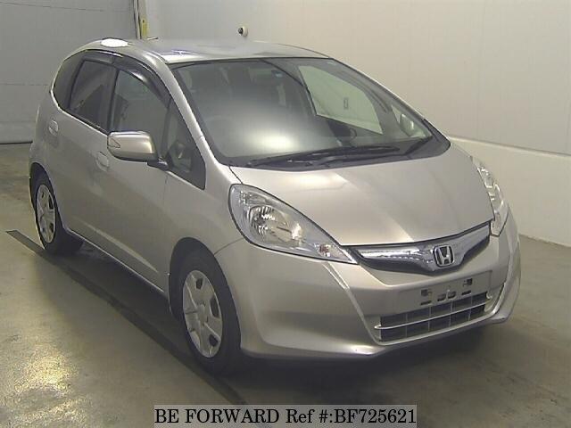 HONDA / Fit Hybrid (DAA-GP1)