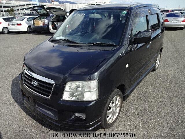 SUZUKI / Wagon R Solio (UA-MA34S)