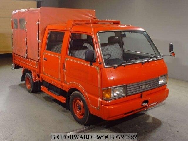 MAZDA / Bongo Brawny Truck (T-SD89T)