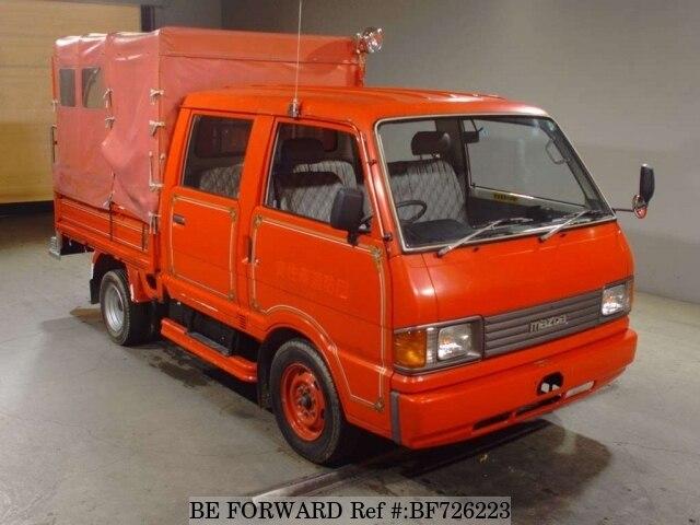 MAZDA / Bongo Brawny Truck (L-SD89T)